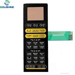 La FPC/Pet botón táctil capacitiva de circuito interruptor de membrana
