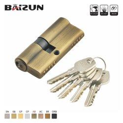Для защиты от краж выпуска двойная линия контакт евро запись цилиндра замка двери водителя