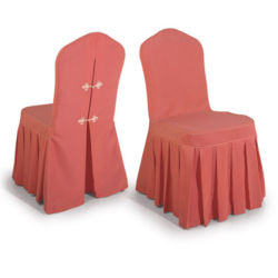 贅沢なポリエステルサテンのホテルの装飾の椅子カバー