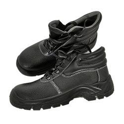 Estándar personalizados de fábrica S3 Zapatos de puntera de acero Construcción Industrial Protección de zapatos de seguridad