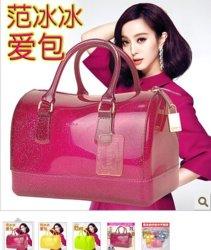 2013 Verão Top Sapatos Fashion Shell Jóias Candi Office Lady Mala a tiracolo coloridas (BS9881)