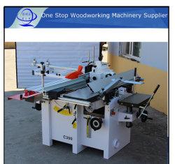 Europa Ce carpintería multiusos Sicar combinado Universal 5 Máquinas de carpintería de madera combina obras máquina funcionando con mesas de trabajo 326*1112mm