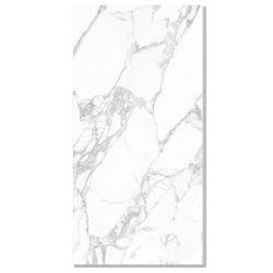 Casa de banho com painéis de parede de superfície mate Blanco Slab Sintered Stone Calacatta Bancada de cozinha em granito Quartz Vanity Top Mesa em mármore branco Azulejo de pedra