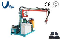 6 de Schuimende Machine van de Hoge druk van posten voor de Lijn van het Tapijt van de Auto met het Systeem van de Versie van de Agent