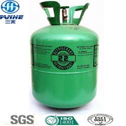 Gas het Van uitstekende kwaliteit van het Koelmiddel van de Levering van Manufactory R22 (Merk SANHE)