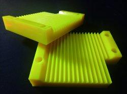 Polyurethaan Casting Part PU Machinery Part Urethaan Mask Part OEM Aangepast PU-product.