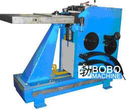 Hydraulisches Winkelstück, welches die Maschine/hydraulischen Kanal Maschine (HGL-1000) bildet bildend