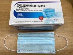 卸し売り使い捨て可能な保護KN95 FFP2は3つの層PPE再使用可能な綿布の塵のNon-Woven安全方法顔のマスクをからかう
