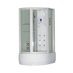 ホーム蒸気部屋キットか浴槽の小屋または蒸し風呂のシャワーのキュービクル