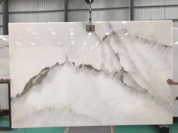 Камень белые мраморные плиты для кухни и ванной комнатой/пол/плитки/Home/оформление строительных материалов/полу плитки на стене