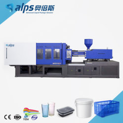 De Machine van de Injectie van de Manden van het Fruit van de hoogste Kwaliteit/de Plastic Machine van het Afgietsel