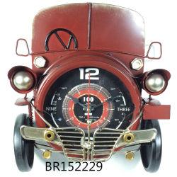 Orologio di parete mobile di arte della retro dell'automobile del modello manopola di Digitahi per la mostra corridoio
