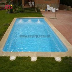 Piscina de FRP personalizado para la familia SPA Water Park deportes de agua