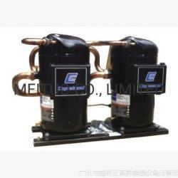 DC Semi-Hermetic giratorios nevera Aire acondicionado Ompressor Zr19m3e-Twd-522