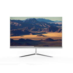 """Commerce de gros de Shenzhen 23,8"""" tout en un seul PC Mini PC I3 I5 I7 ordinateur de bureau tout en un seul ordinateur PC de bureau"""