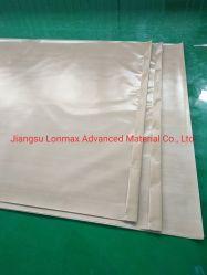 Revestidas a PTFE secagem de fibra de tecido de Teflon com alta Tempture