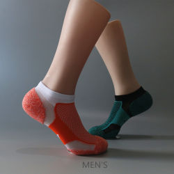 Terry Mesh Breathable Bicycle Socks
