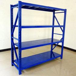 Entrepôt de stockage Étagère en métal galvanisé Heavy Duty Rayonnage à palettes en acier