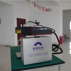 Мини-лазерной маркировки волокон метки 3D-принтера динамической фокусировки лазерного волокна маркировка металлических гравировка машины 20W 30W 50W для металла