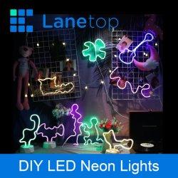 Decoração de Natal com Novo Design de Neon LED de luz da faixa