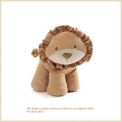 Lion jouet en peluche animal en peluche poupées produit de gros