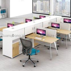 Het verschillende Draaglijke Moderne Bureau van het Werkstation van de Lijst van het Kantoormeubilair Seater (hc-96)