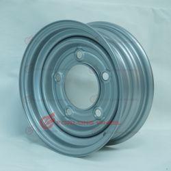 4.5jx12 5-6.5inch Ifor 윌리엄 트레일러 부속을%s 강철 바퀴 변죽