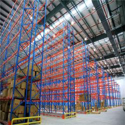 China-Stahlmetalqualitäts-Speicher-Autokino-Ladeplatten-Fach mit Lager