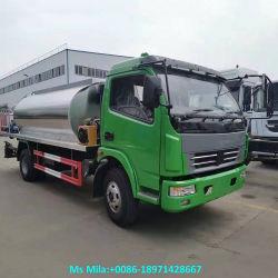 4X2 LITRE 6bitume 6000roue chariot de pulvérisateur d'asphalte de la machine de pulvérisation