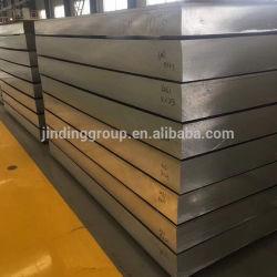 Plaque en aluminium en alliage de feuille 5052 5083 6061 H321