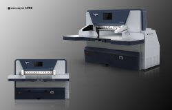 Programa de Alta Velocidade totalmente automático de corte de papel hidráulico para impressão