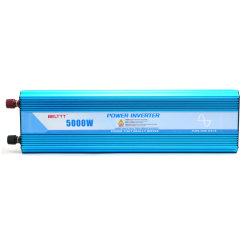 5000W/5kw 12V/24/48 VDC à 110V/220VAC Onde sinusoïdale pure Générateur Inverter pour climatisation