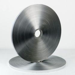 Het zilveren Gelamineerde Document van de Kleur Aluminiumfolie voor de Coaxiale Beveiliging van de Kabel