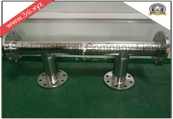 Aço inoxidável 304/316 Colectores flangeado para sistemas de abastecimento de água (YZF- E596)
