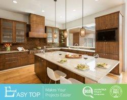Mobilie di legno della cucina di colore del Pantry laminato del MDF da vendere