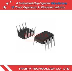 Ne555p 555のタイプタイマーか発振器(単一の) IC 100kHz 8-Pdip