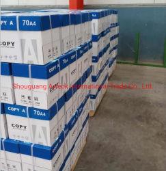 Remise du papier copie A4 de gros / Wholesale Woodfree Impression offset sur papier Le papier de copie
