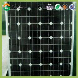 185 W Painel Solar PV Cristalino mono para o sistema de iluminação pública solar