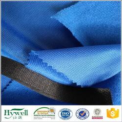 100 % polyester tricoté Warp Tricot tissu pour doublure de chaussures