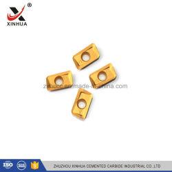 금속 맷돌로 갈기를 위한 Zhuzhou 제조자에서 탄화물 맷돌로 가는 삽입 Apkt