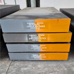 Acier en Plastique de Moulage D'acier de la Qualité 1.2311