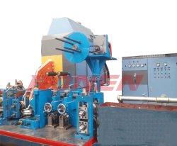 Alta frecuencia automática Máquina de soldadura de tubo de cobre/tubo de acero/tubo de aluminio