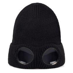Nuovo cappello mascherato delle lane delle donne promozionali di modo con i vetri