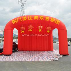 Iti062 China Sealed Customized Logo Gazebo Outdoor Event Marquee Air Opblaasbare tent voor gebeurtenissen