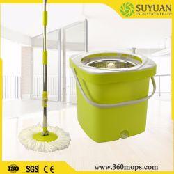 La Chine Wholesale PP godet Mop facile à nettoyer