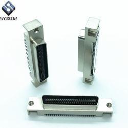 50La broche de verrouillage de boucle SCSI Type MDR (Mini D ruban) I/O du connecteur PE 10150-30003m de câble SCSI 10350 Type de soudure