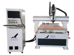 مركز معالجة CNC بدرجة الحرارة 2000X3000مم مع 10 أدوات للإنشاء طاولة باب الخزانة