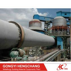 La industria 3m/ menor mineral de hierro hematita// Molino de Cemento / Planta / minería de cobre/limonita /carbón activado de piedra caliza Cal horno rotativo rápido