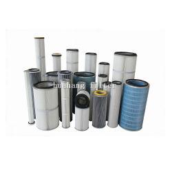 공기 정화 시스템을%s 보충 OEM 필터 P527078 donaldson torit 먼지 수집가 예비 품목 카트리지 시멘트 공기 정화 장치