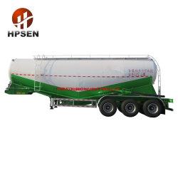 Massenlkw-Schlussteil-/Korn-Transport-Stahlsilo-Becken-Tanker-Sattelschlepper des kleber-70cbm